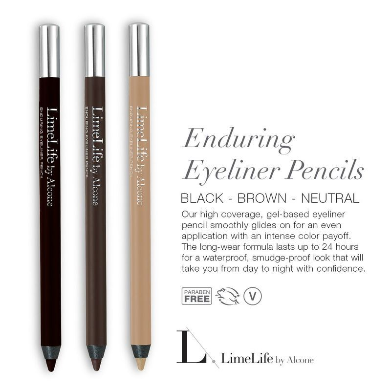 LimeLife by Alcone Spring 2019 Enduring Eyeliner Pencils