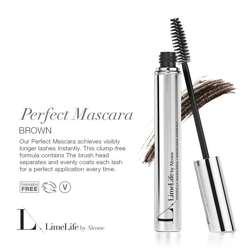 LimeLife by Alcone Perfect Mascara in Brown