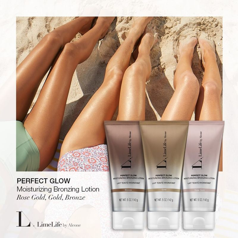 LimeLife by Alcone Moisturizing Bronzing Lotion