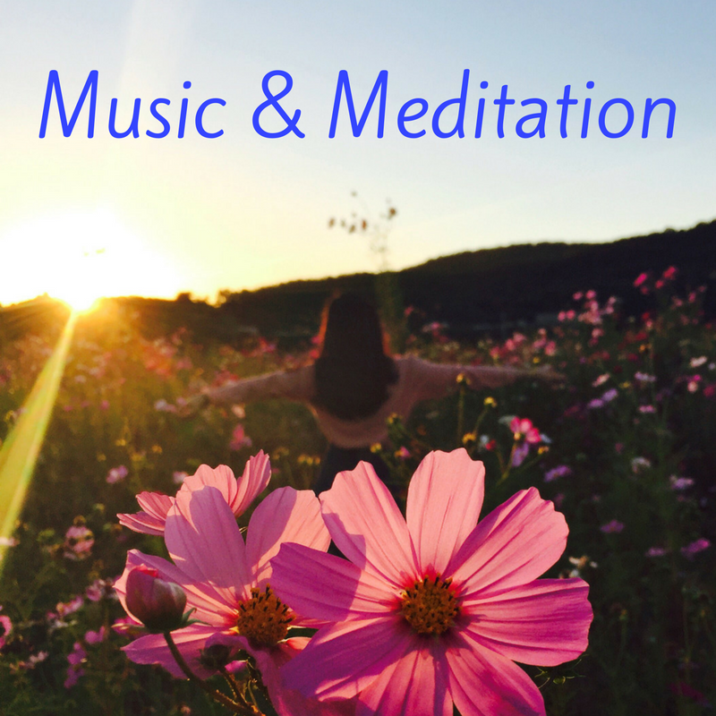 music and meditation