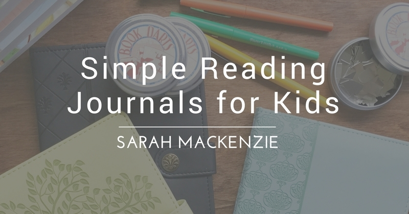 Simple Reading Journals for Kids