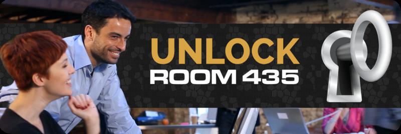 Unlock Room 435