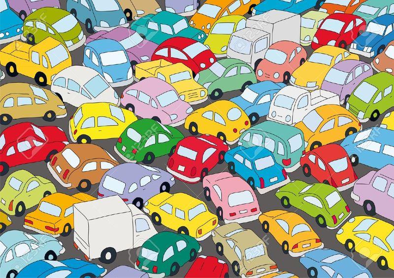 Nervous system traffic jam