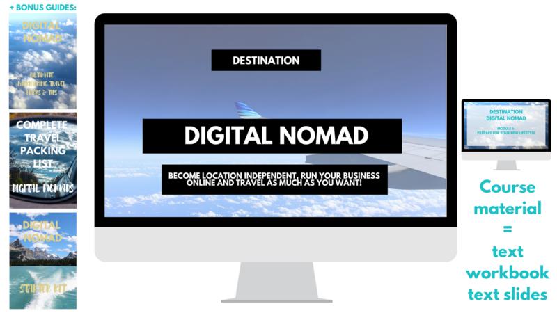 Destination Digital Nomad