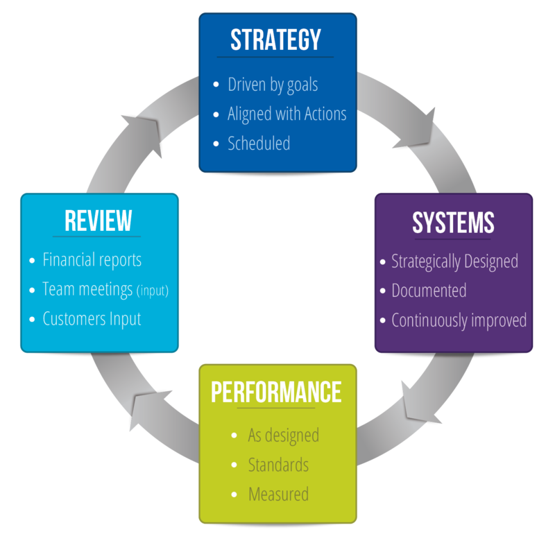 Strategy Systems Performance Review Cycle