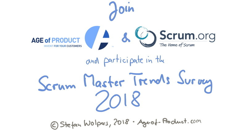 Scrum Master Trends Survey 2018 — Join Scrum.org and Age of Product
