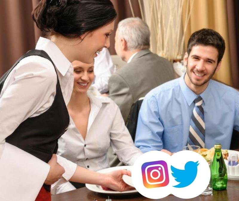 Social Media (Restaurant) Service
