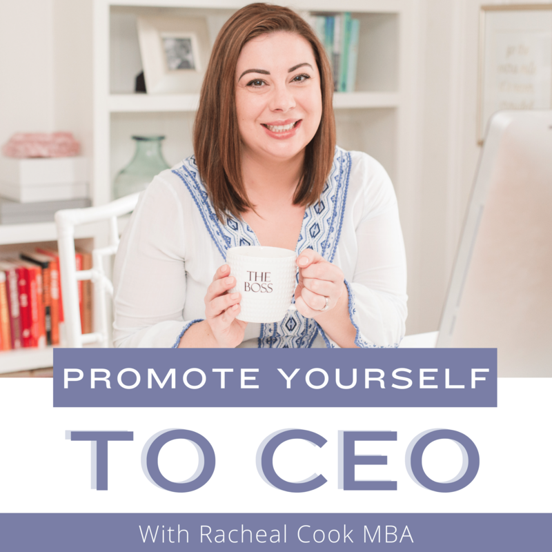 Promote Yourself to CEO!