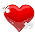 Big juicy red happy heart :)