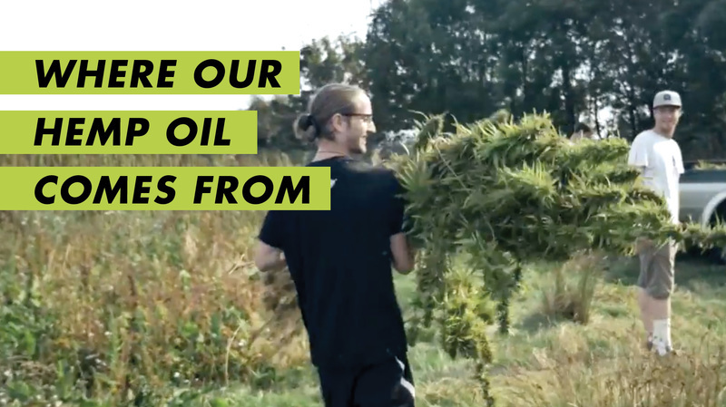 Industrial Hemp and CBD Oil Video | Awake Organics Natural Skin Care