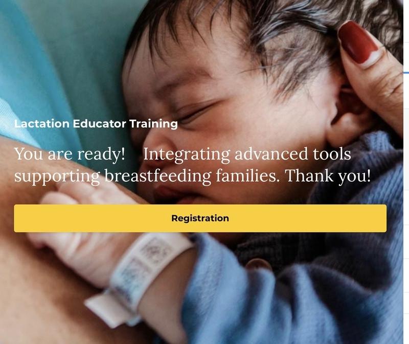 Lactation Educator Training