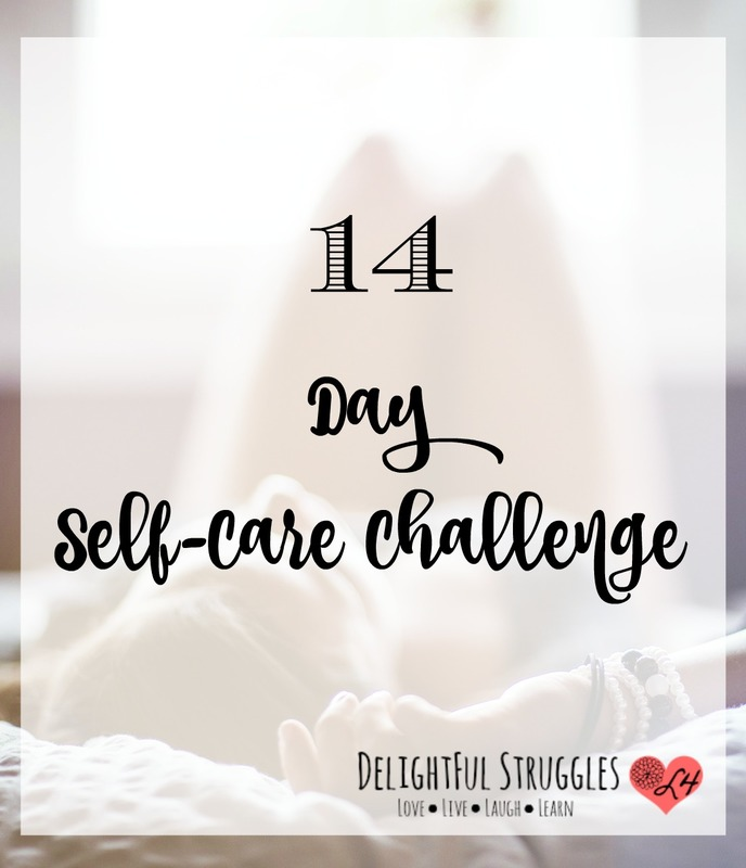 Join The 14-Day Self-Care Challenge