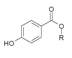 Paraben Molecule