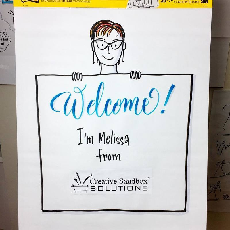 Welcome, I'm Melissa from Creative Sandbox Solutions!
