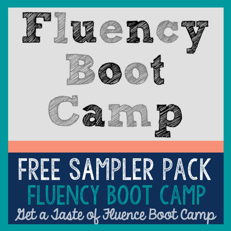 Fluency boot camp msjordanreads id like to subscribe receive the free fluency boot camp sampler fandeluxe
