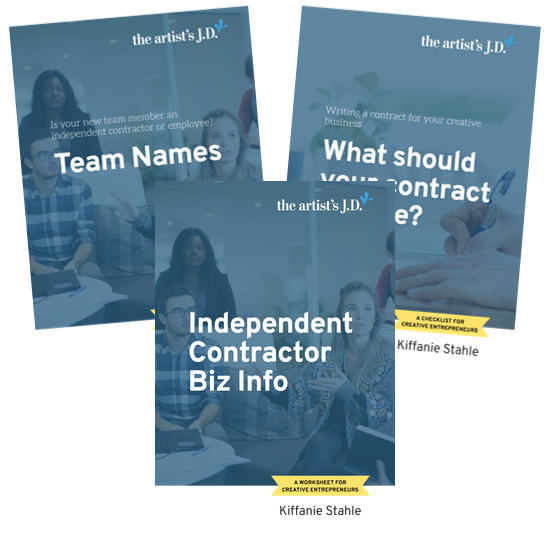 3 things you need to collect when hiring an independent contractor