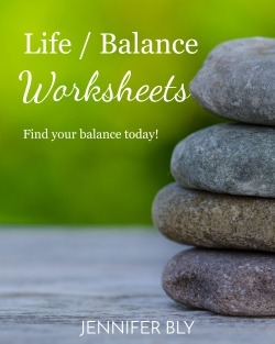 Life/Balance Worksheets for Moms