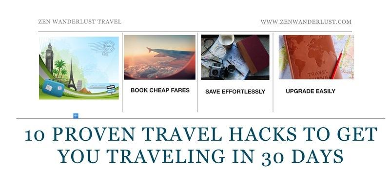 10 Proven Travel Hacks