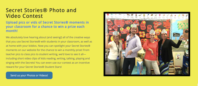 Secret Stories® Photo and Video Contest