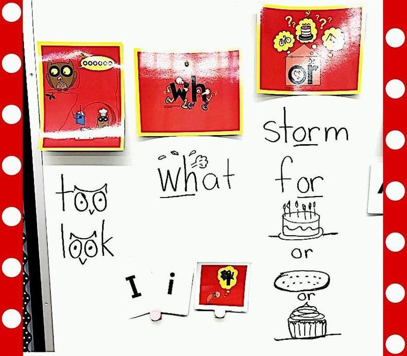 Secret Stories® Phonics Manipulatives Placards