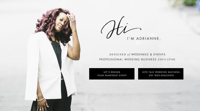 Adrianne Harris Sub-Homepage