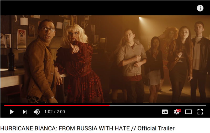Hurricane Bianca 2 Trailer image and link to view