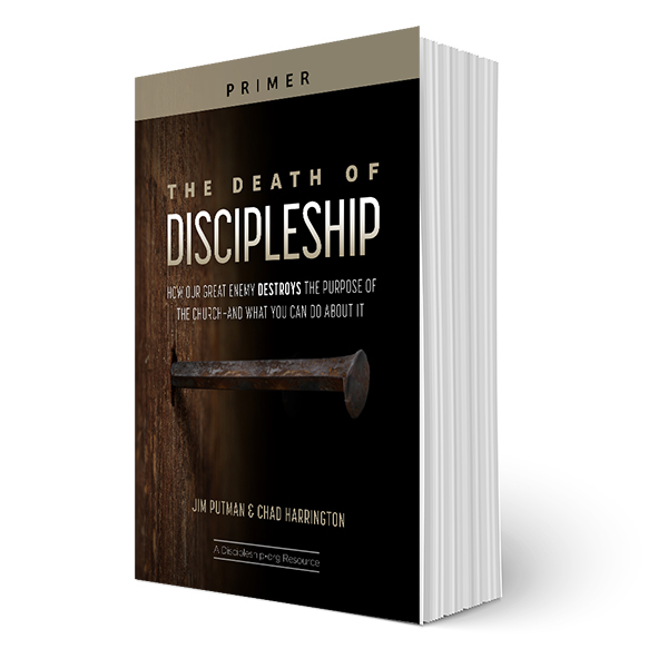 The Death of Discipleship