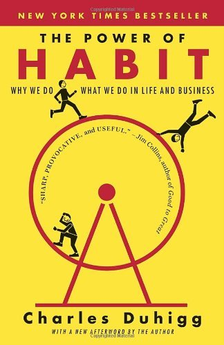 cover for The Power of Habit by Charles Duhigg