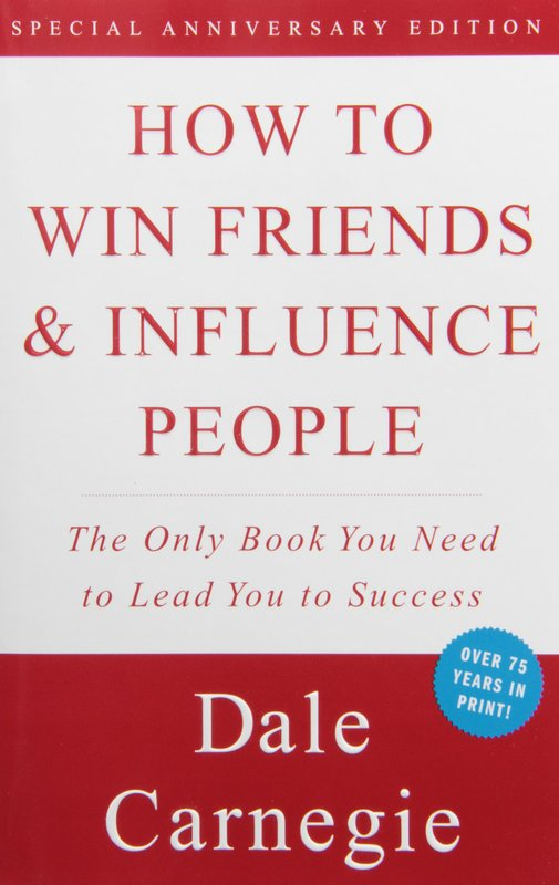 book image for How to Win Friends and Influence People by Dale Carnegie