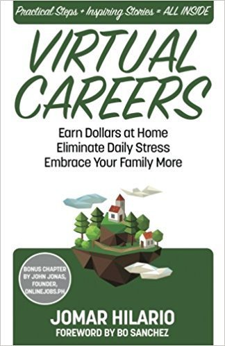 Virtual careers book by jomar hilario earn dollars at home virtual careers book by jomar hilario earn dollars at home eliminate daily stress embrace your family more fandeluxe Images