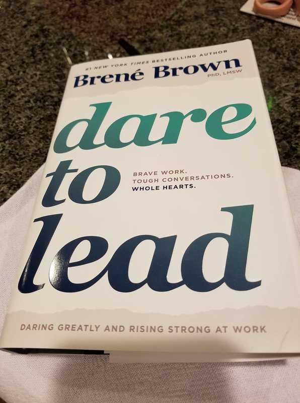 dare to lead book