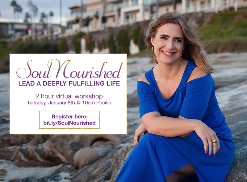 Soul Nourished: Lead a deeply fulfilling life