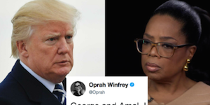 Oprah announcement