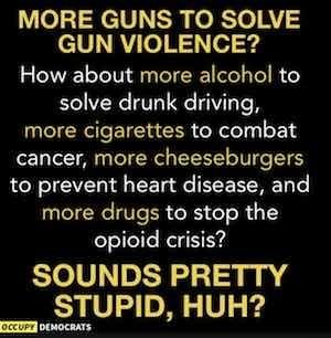 more guns?
