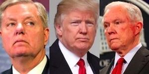 Lindsay Graham just demanded emergency Senate Judiciary hearing over Trump's McCabe's firing