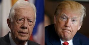Carter and Trump