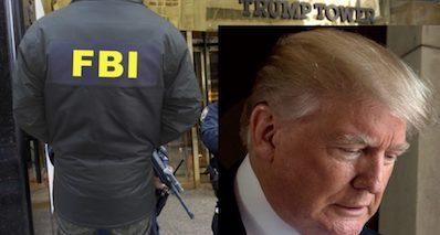 Mueller just got the FBI to raid Trump Tower as Trump's nightmare becomes reality