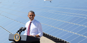 Obama Solar Panels