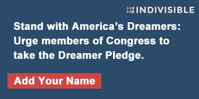 Dreamer Pledge