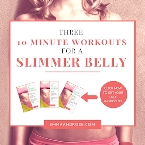 Three 10 Minute Workouts For A Slimmer Belly