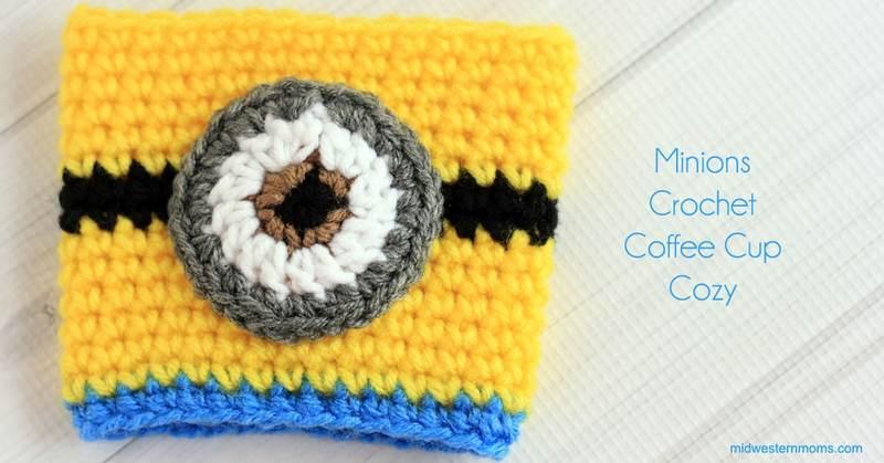Crochet Minions Cozy Pattern