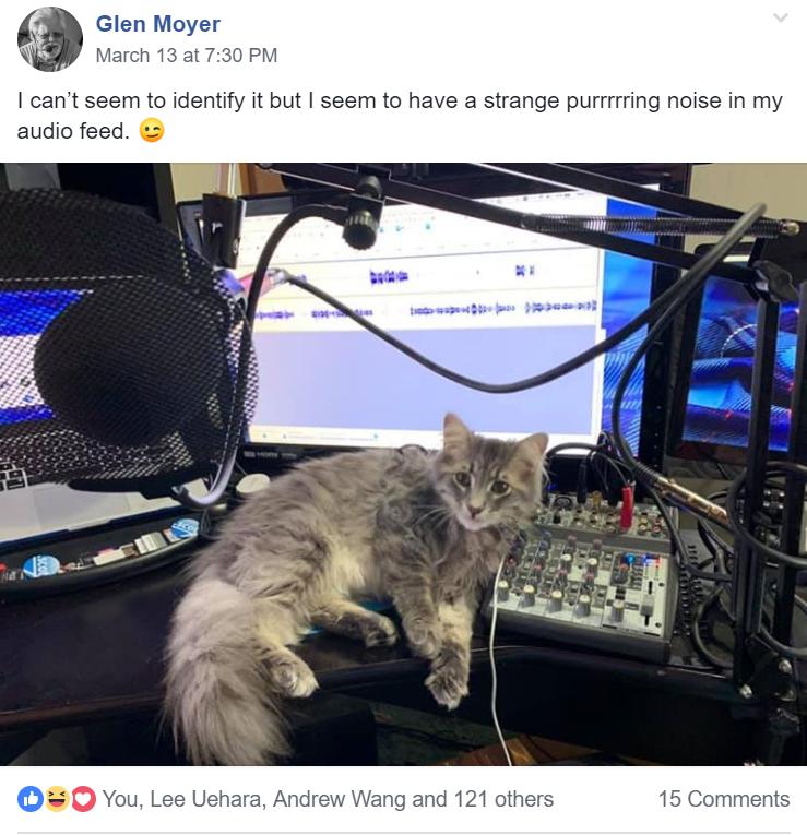 Podcast Mascot