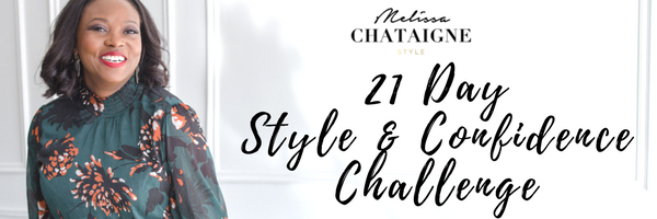 21 Day Style & Confidence Challenge Header