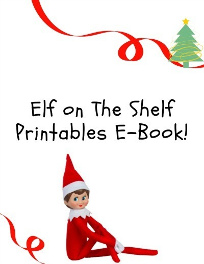 Elf on the Shelf Arrival Letter FREE Elf the Shelf Printable