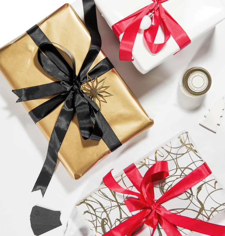Get My FREE GUIDE To Perfectly Wrapped Christmas Gifts!