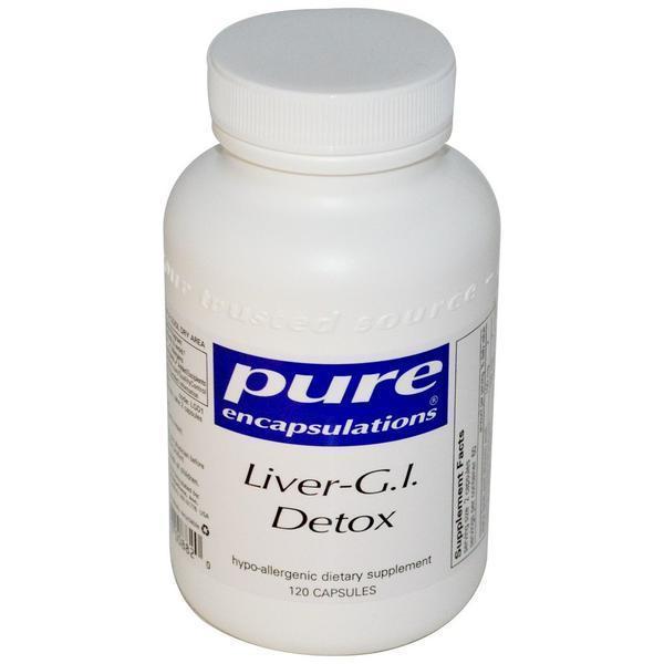 GI Liver Detox by Pure Encapsulations