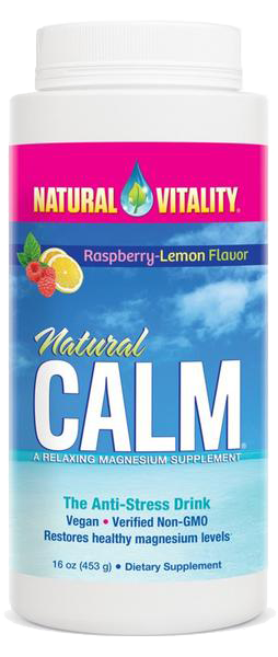 Natural Calm by Natural Vitality