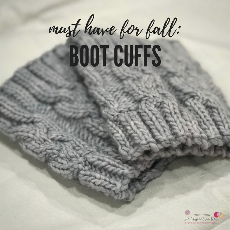 Boot Cuffs: Fall Fashion Must Have