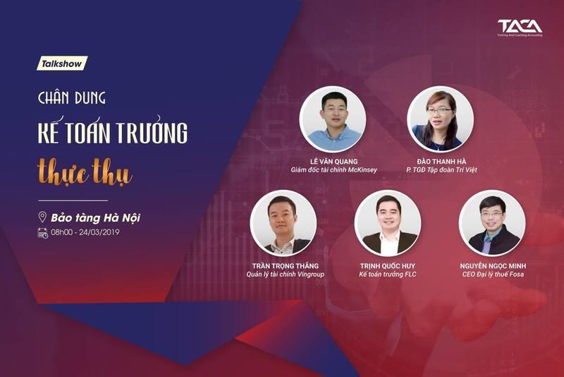 """Event """"Chân Dung Kế Toán Trưởng Thực Thụ """""""