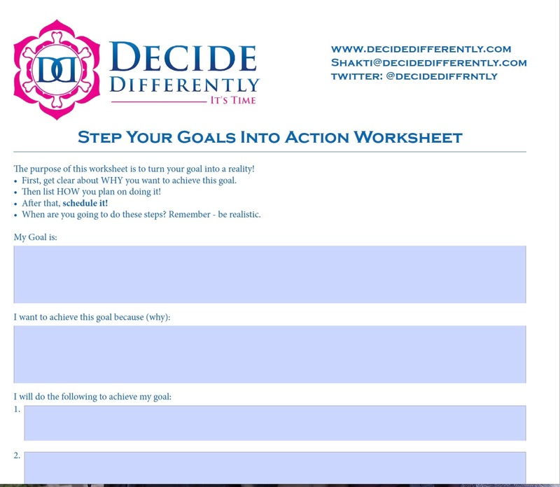 Decide-Differently-Goal-Kit